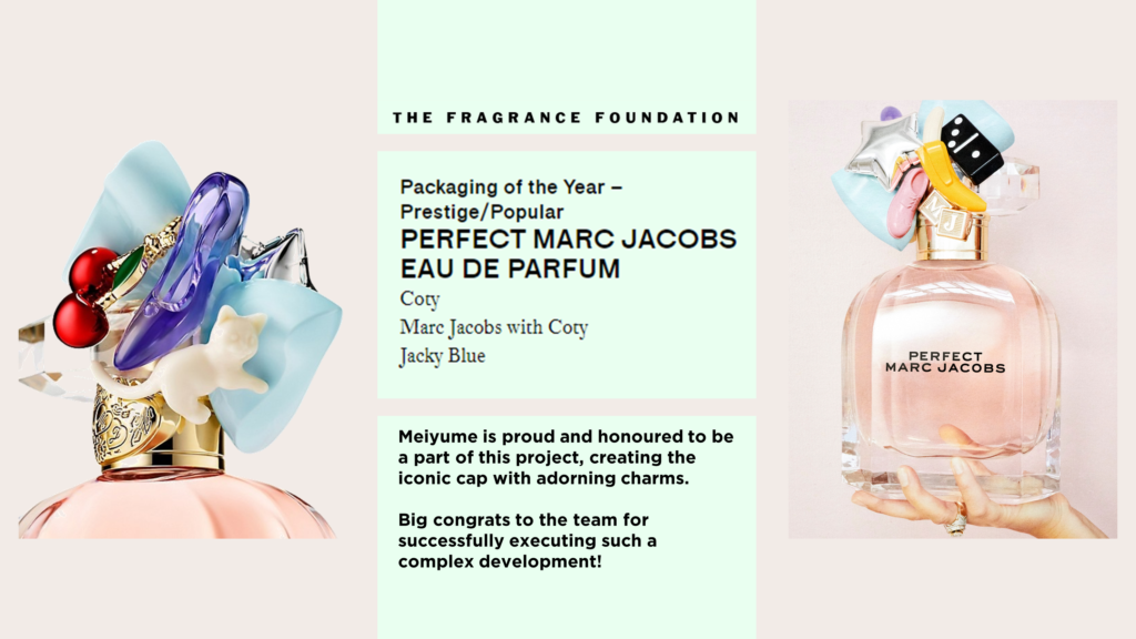 marc jacobs perfect packaging of the year